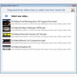 Qt Webkit Html 5 Video